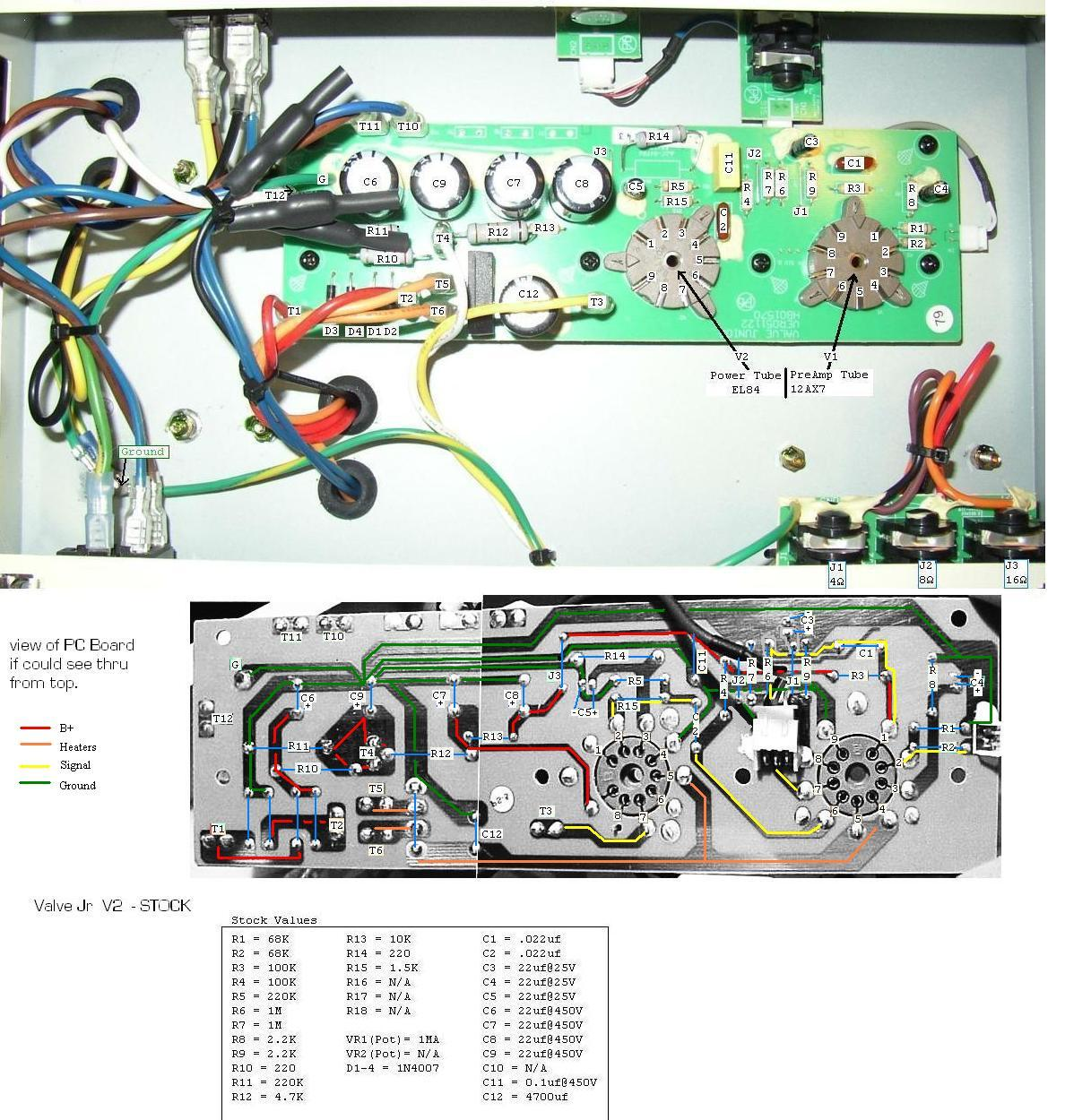 Head Valve Jr Schematic Electrical Wiring Diagram Epiphone Junior Question Gibson Brands Forums